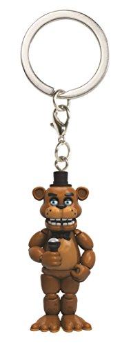 Five Nights at Freddy's - Chaveiro Mini Boneco Funko Freddy