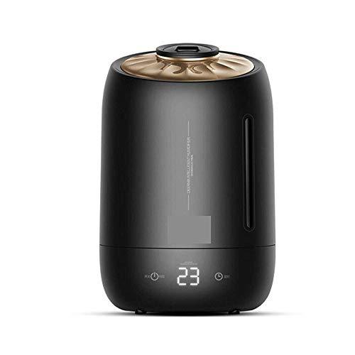 YIBOKANG Humidificador USB Mini humidificador Portátil Mist de Niebla Linda 5L Recargable para el hogar, bebé, habitación Grande para el hogar SPA Travel Use Laptops