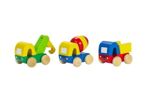 Orange Tree Toys SFT1 First Trucks