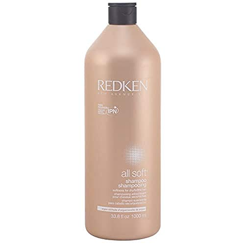 Redken All Soft Shampoo, 1er Pack, (1x 1000 ml)