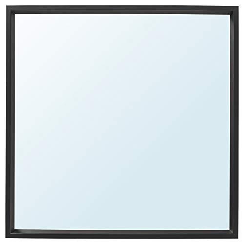 IKEA 503.203.20 Espejo Nissedal, Color Negro