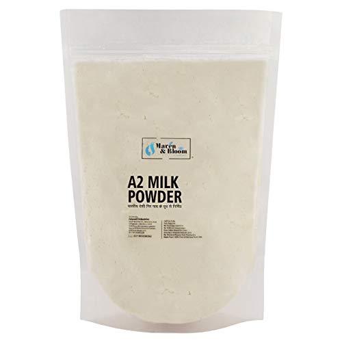 Maven & Bloom Pure A2 Cow Milk Powder, A Grade Quality Full Cream Tasty 400g