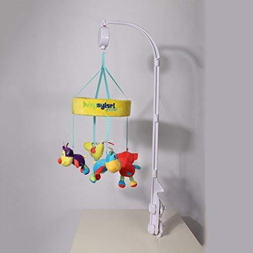 Baby Bett Glocke Bett hängen Bett hängen Tuch Baby Musik rotierende Bettkopf Glocke