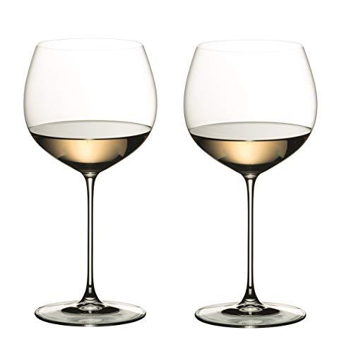 Riedel Jogo de 2 Copos de Vinho Oaked Chardonnay Veritas