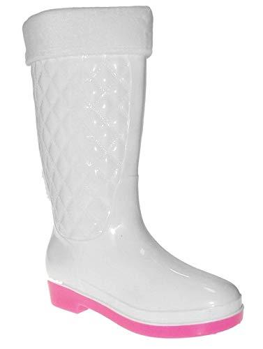 Bootsland S8 Sexy Gummistiefel Regenstiefel Damenstiefel Damen, Schuhgröße:39