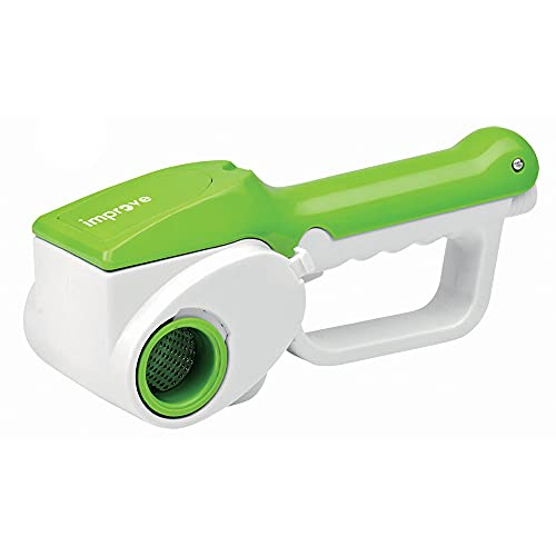 Improve IMPGRE97B Electric Grater, White/Green