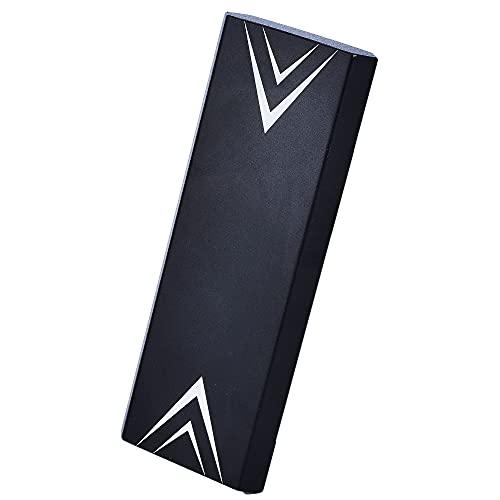 Disco duro externo portátil 1 TB 2 TB 4,2 TB Slim External Hard Drive USB 2.0 Compatible con PC, portátil y Mac (2 TB negro)