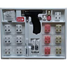 Universal ear piercing 高級 kit with 24 of in 再入荷 予約販売 mix styles all pairs