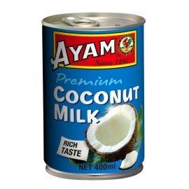 アヤム ココナッツミルク プレミアム 400ml×12個