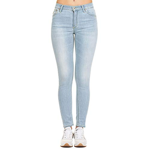 DONDUP Luxury Fashion Donna DP349DS0112V31800 Azzurro Jeans   Stagione Outlet