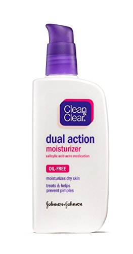 clean and clear dual action
