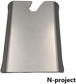 N-project ステンレス遮熱板【イワタニ ジュニア バーナー CB-JCB 専用】特殊な差込み形状で遮熱板をカンタンにしっかり固定!