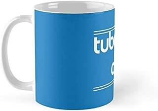 Tubeway Army 'Blue' Design 11Oz Mug