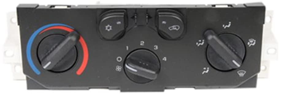 ACDelco 15-73870 GM Original Equipment Heating and Air Conditioning Control Panel