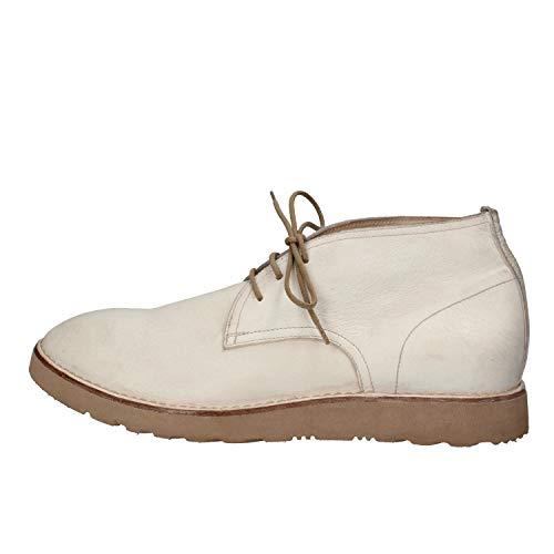 MOMA Desert Boots Herren Leder weiß 42 EU
