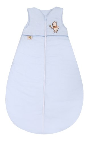 Julius Zöllner 9230747310 - Disney Schlummerle - Sac de couchage Jersey - bleu - 70 cm