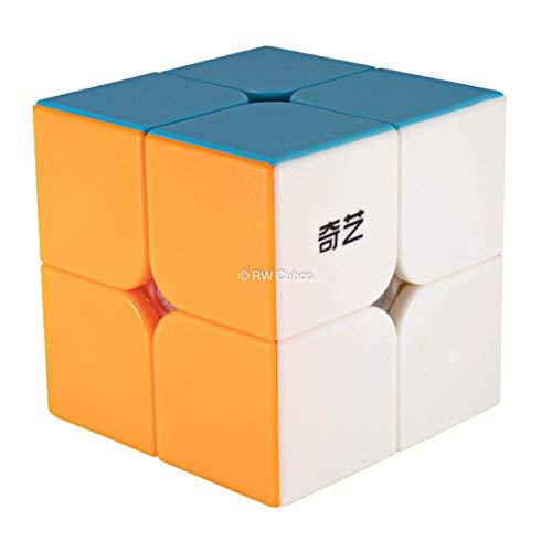 Cubo Mágico Profissional 2x2x2 Qidi S Stickerless