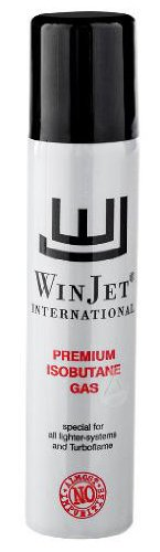 Winjet 600100 Spezial Feuerzeuggas 90ml für alle Feuerzeuge und Sturmfeuerzeug / Turbofeuerzeug / Jetfeuerzeug