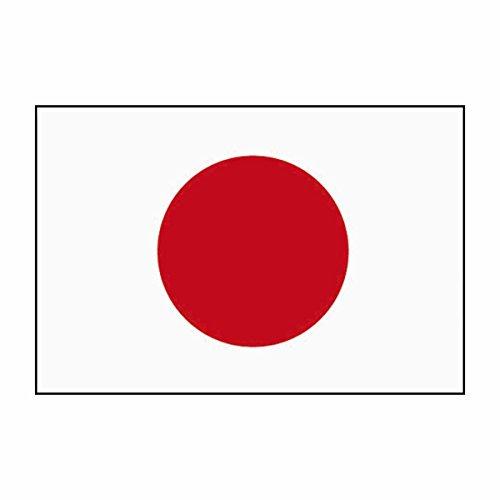 Miltec Drapeau Japon 90 x 150 cm Adulte Unisexe, Taille unique