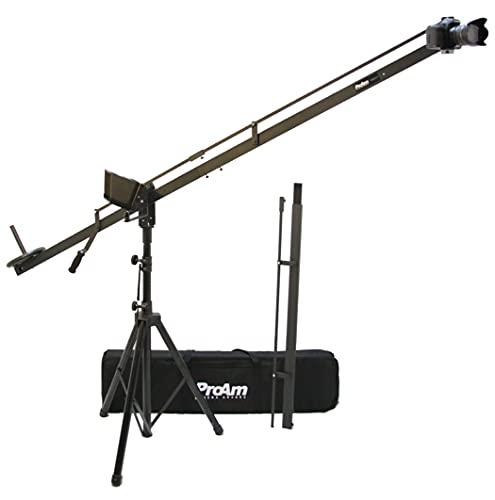 ProAm USA 8 ft to 12 ft Orion DVC200 Camera Crane Jib Full Production Package Kit