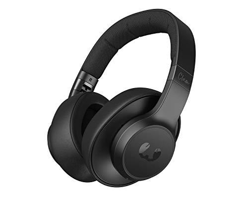Fresh 'n Rebel Clam ANC Headphones   Over-Ear Bluetooth Kopfhörer   Aktive Rauschunterdrückung   Storm Grey