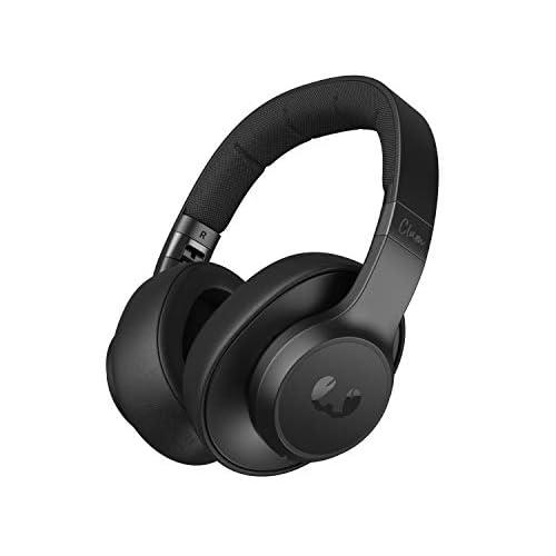 Fresh 'n Rebel Clam - ANC Headphones over-ear Storm Grey, Cuffie Sovraurali Bluetooth senza fili con Active Noise Cancelling, Cavo di riserva, Grigio Scuro