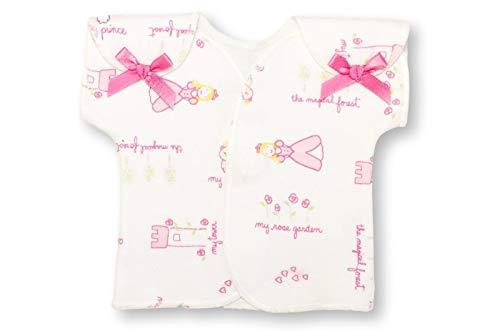   Preemie Girls Clothing by Itty Bitty Baby   NICU Shirt - Princess Garden