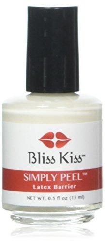 Bliss Kiss Simply Peel Latex Skin Barrier 15 ml (Patent Pending) by Bliss Kiss