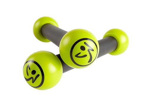 Zumba Toning Sticks 0,5 kg | Schütteln und bewegen Sie Sich zu einem sexy und muskulösen Körper!