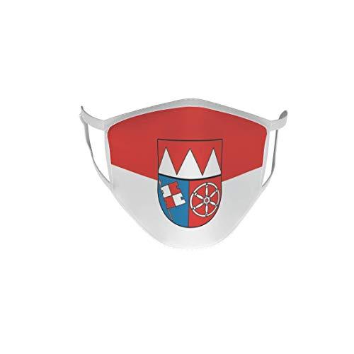 U24 Behelfsmaske Mund-Nasen-Schutz Stoffmaske Maske Unterfranken