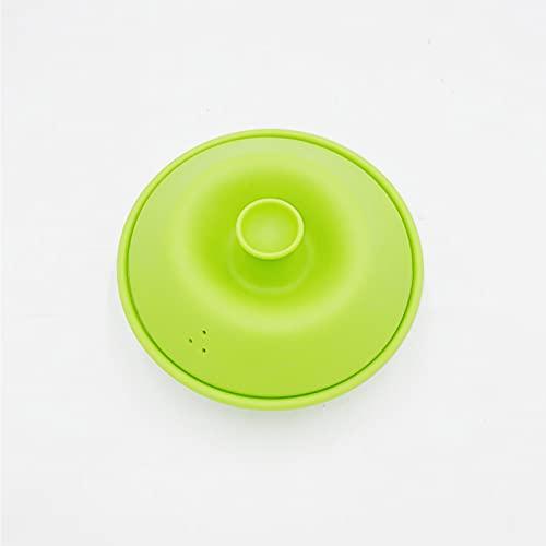 Lebensmittelqualität Silikon-Koch-Tagines Küchenutensilien, nicht-stick hitzebeständige Backformen-Pfanne für Mikrowellenherde TAJINE POST-Kochgeschirr für verschiedene Kochstile und Temperatureinstel