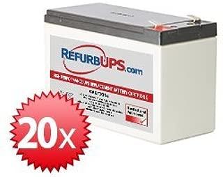 RefurbUPS (4) Eaton-Powerware ASY-0529 Compatible Replacement Battery Kits