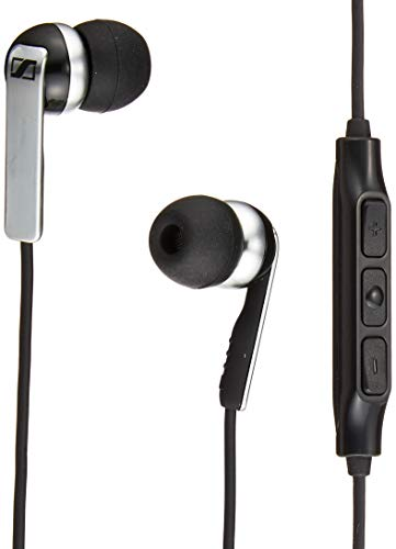 Sennheiser CX 2.00G - Auriculares in-ear (compatible Android), negro