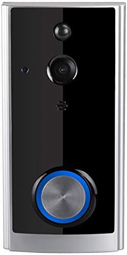Weber Protect Video Türklingel, Video Doorbell (inkl. Wireless Klingel), mit 1080p HD Auflösung, Bewegungserkennung, Nachtsicht, Audio Kommunikation und volle App Integration.