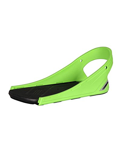 Jobe Base - Casco de Wakeboard, Primavera/Verano, Base, Unisex Adulto, Color Verde Lima, tamaño Large