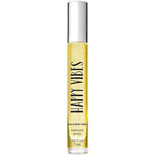 Bath and Body Works Happy Vibes Mini Perfume Spray 7ml