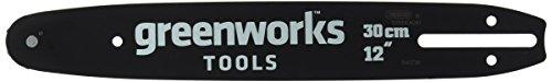 Greenworks Tools 30cm Führungsschiene für 40V Akku Kettensäge (20117), 10x51x2cm - 29517