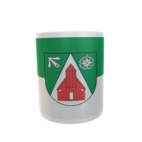 U24 Tasse Kaffeebecher Mug Cup Flagge Gallin