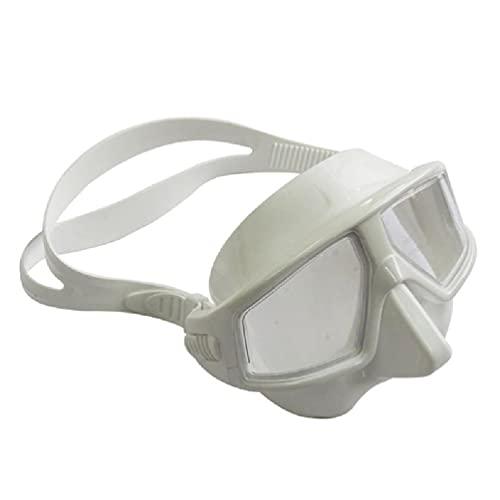 Wusuowei Gafas de buceo libres ajustables anti-niebla impermeable Snorkeling buceo máscara gafas gafas gafas buceo