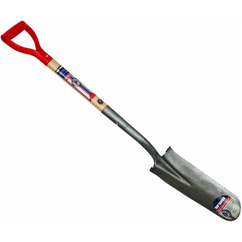 True Temper 1564700 True American Drain Spade