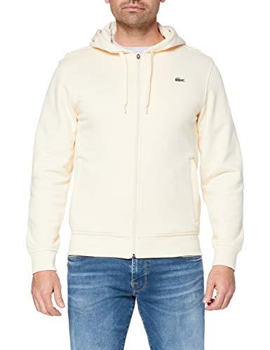 Lacoste Herren SH1551 Pullover, Naturel Clair/Naturel Cla, 3XL