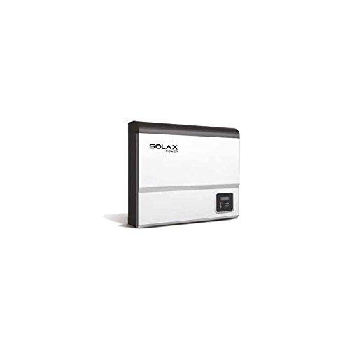 Solax Power - Inversor Solax Power de 3 kW fotovoltaico de red con almacenamiento de baterías...