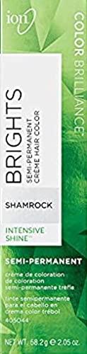 Ion Shamrock Semi Permanent Hair Color Shamrock