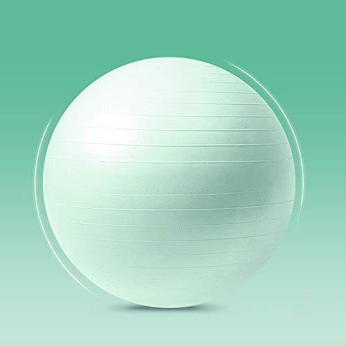 A prueba de explosiones engrosada Yoga de la bola Pelota de ejercicio, 55cm 65cm 75cm bola de yoga, anti-explosión bola de obstetricia bola de equilibrio for la terapia de Pilates Parto terapia física
