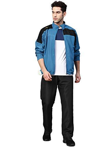 DIDA Mens Fine Micro Premium Track Suit