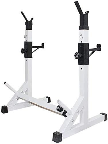 BATOWE Squat Rack Banc de Musculation Multi-Fonction Commerciale...