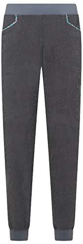 LA SPORTIVA Session - Pantaloni da Arrampicata, da Donna, Nero, L