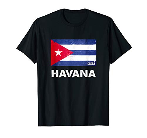 Havanna Kuba Trikot T-Shirt