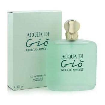 Acqua Di Gio 3.4 Fl. Oz. Eau De Toilette Spray Women