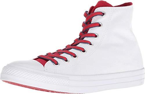 Converse Chuck Taylor all Star ?Çô Hi ?Çô Court Prep Block Sneakers (11 Women/9 Men M US)
